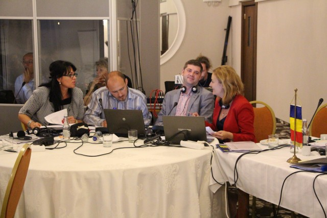 9th JWG meeting - Oradea, 15-16 September 2014