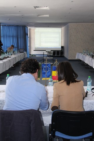 11th JWG meeting -  Arad, 21-22 April 2015