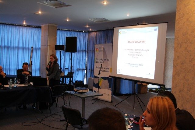 6th JWG meeting - Arad, 12 December 2014